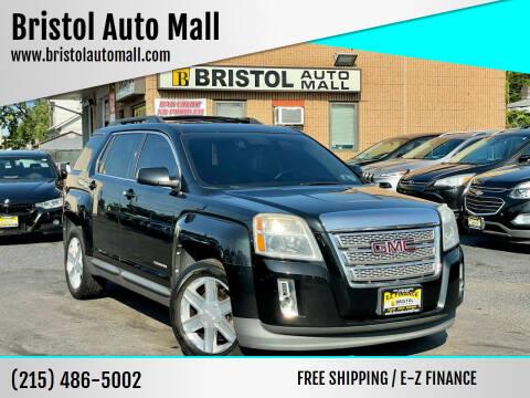 2012 GMC Terrain for sale at Bristol Auto Mall in Levittown PA