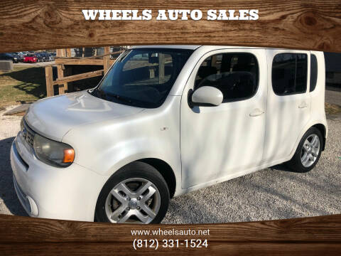 2012 Nissan cube for sale at Wheels Auto Sales in Bloomington IN