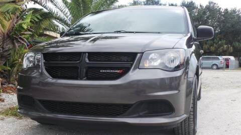 2015 Dodge Grand Caravan for sale at Southwest Florida Auto in Fort Myers FL