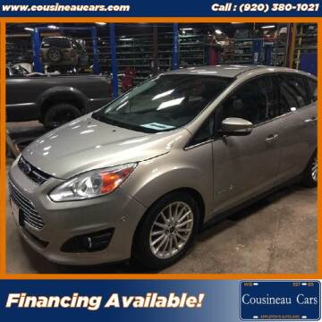 2015 Ford C-MAX Hybrid for sale at CousineauCars.com in Appleton WI