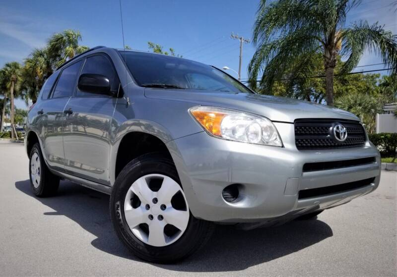 2007 Toyota RAV4 for sale at Progressive Motors in Pompano Beach FL