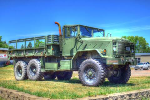 1985 AM General M923 for sale at Hooked On Classics in Watertown MN
