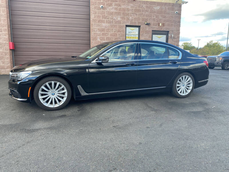 2018 BMW 7 Series for sale at CarNu  Sales in Warminster PA