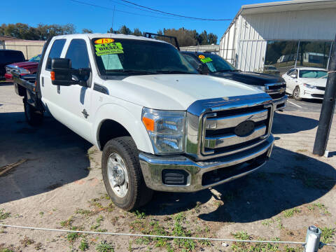 2015 Ford F-350 Super Duty for sale at Lee Auto Group Tampa in Tampa FL