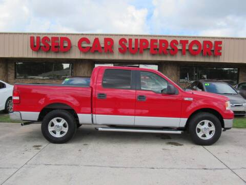 2005 Ford F-150 for sale at Checkered Flag Auto Sales NORTH in Lakeland FL