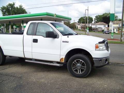 2007 Ford F-150 for sale at Collector Car Co in Zanesville OH