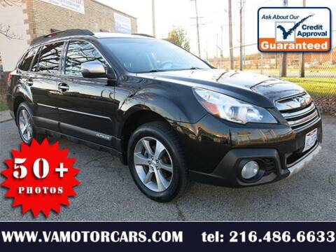 2013 Subaru Outback for sale at VA MOTORCARS in Cleveland OH