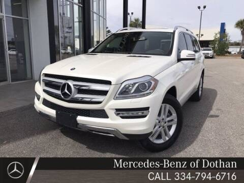 2015 Mercedes-Benz GL-Class for sale at Mike Schmitz Automotive Group in Dothan AL