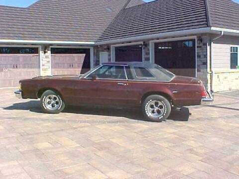 1979 Mercury Cougar for sale at Classic Car Deals in Cadillac MI