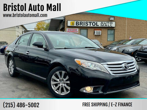 2011 Toyota Avalon for sale at Bristol Auto Mall in Levittown PA