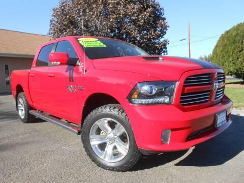 2017 RAM Ram Pickup 1500 for sale at McKenna Motors in Union Gap WA
