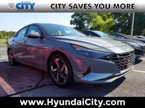 2021 Hyundai Elantra Hybrid for sale at City Auto Park in Burlington NJ