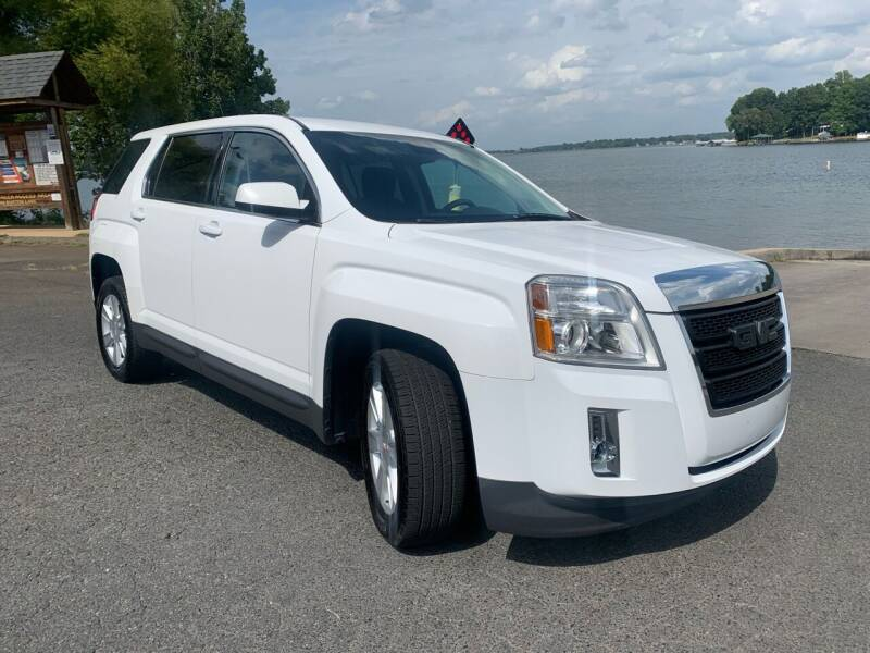 2013 GMC Terrain for sale at Affordable Autos at the Lake in Denver NC