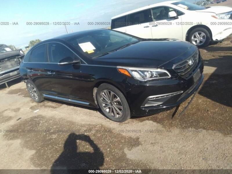2016 Hyundai Sonata for sale at Roadmaster Auto Sales in Pompano Beach FL