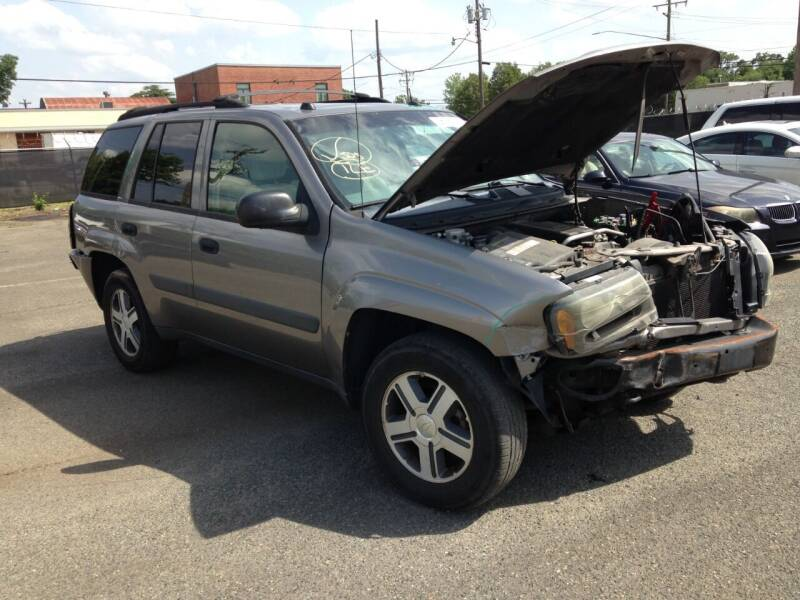 2005 Chevrolet TrailBlazer for sale at ASAP Car Parts in Charlotte NC