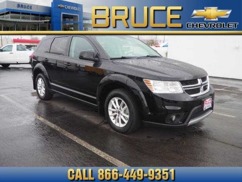 2018 Dodge Journey for sale at Medium Duty Trucks at Bruce Chevrolet in Hillsboro OR