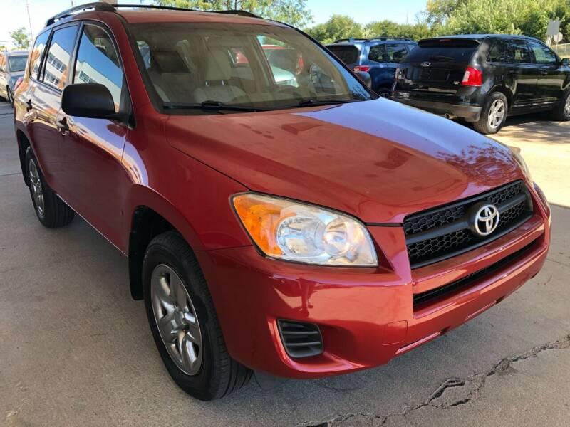 2011 Toyota RAV4 for sale at Divine Auto Sales LLC in Omaha NE
