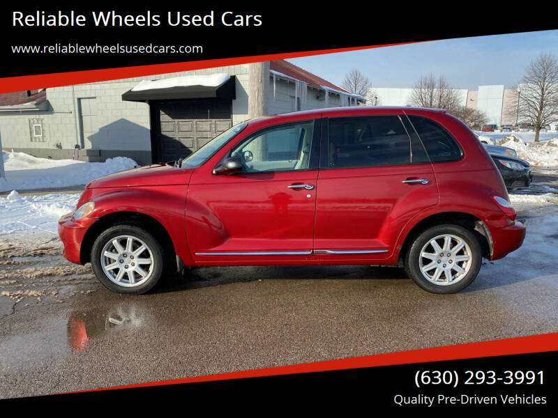 2010 Chrysler PT Cruiser for sale at Reliable Wheels Used Cars in West Chicago IL