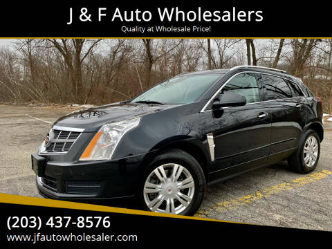 2011 Cadillac SRX for sale at J & F Auto Wholesalers in Waterbury CT