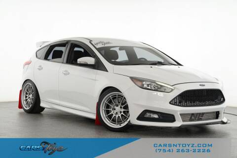 2016 Ford Focus for sale at JumboAutoGroup.com - Carsntoyz.com in Hollywood FL