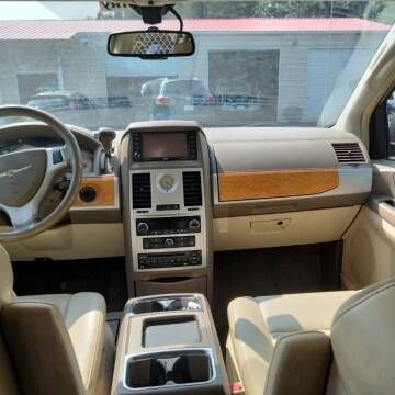 2010 Chrysler Town and Country for sale at Nima Auto Sales and Service in North Charleston SC