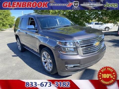 2015 Chevrolet Tahoe for sale at Glenbrook Dodge Chrysler Jeep Ram and Fiat in Fort Wayne IN