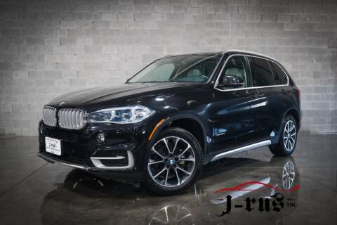 2017 BMW X5 for sale at J-Rus Inc. in Macomb MI
