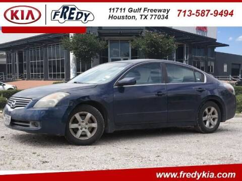 2008 Nissan Altima for sale at FREDY KIA USED CARS in Houston TX