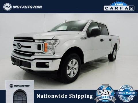 2019 Ford F-150 for sale at INDY AUTO MAN in Indianapolis IN