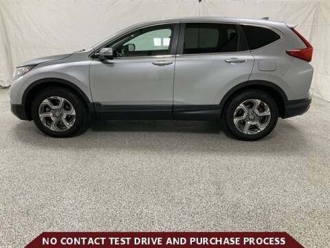2017 Honda CR-V for sale at Brothers Auto Sales in Sioux Falls SD