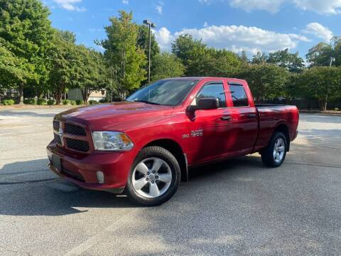2014 RAM Ram Pickup 1500 for sale at Uniworld Auto Sales LLC. in Greensboro NC