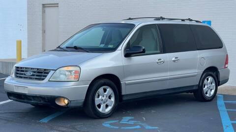 2004 Ford Freestar for sale at Carland Auto Sales INC. in Portsmouth VA