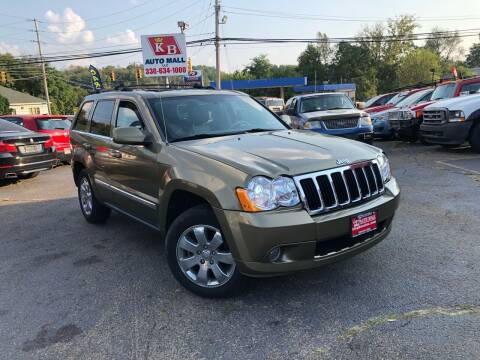 2008 Jeep Grand Cherokee for sale at KB Auto Mall LLC in Akron OH