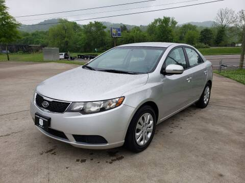 2012 Kia Forte for sale at HIGHWAY 12 MOTORSPORTS in Nashville TN