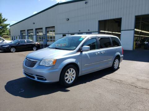 2013 Chrysler Town and Country for sale at Rockland Auto Sales in Philadelphia PA