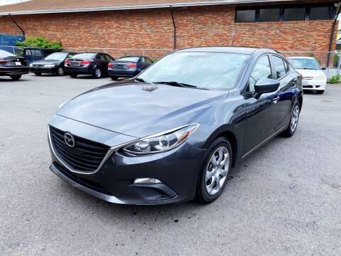 2015 Mazda MAZDA3 for sale at Dijie Auto Sale and Service Co. in Johnston RI