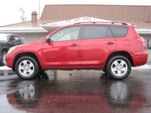 2010 Toyota RAV4 for sale at Motors Inc in Mason MI