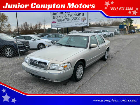 2007 Mercury Grand Marquis for sale at Junior Compton Motors in Albertville AL