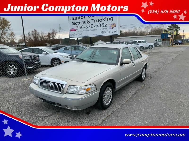 2007 Mercury Grand Marquis for sale at Junior Compton Motors in Albertville AL