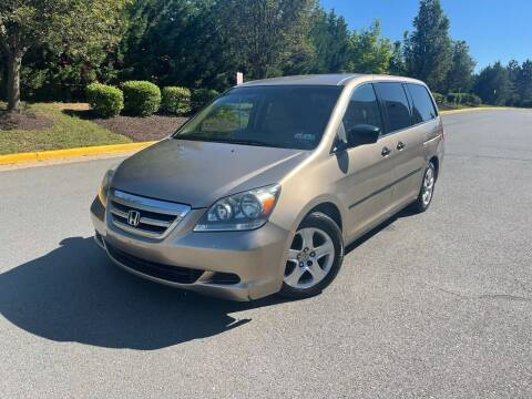 2005 Honda Odyssey for sale at Aren Auto Group in Sterling VA