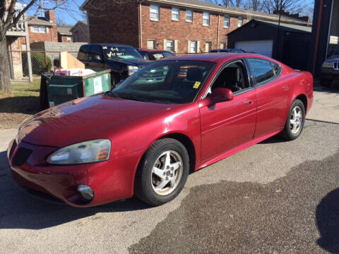 2004 Pontiac Grand Prix for sale at 4th Street Auto in Louisville KY