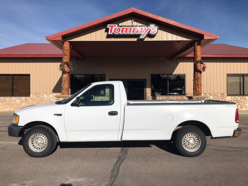 1997 Ford F-150 for sale at Tommy's Car Lot in Chadron NE