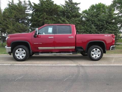 2020 Chevrolet Silverado 2500HD for sale at Joe's Motor Company in Hazard NE