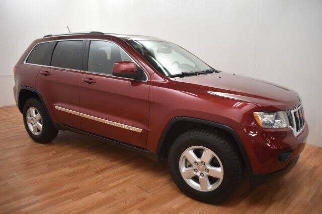 2013 Jeep Grand Cherokee for sale at Paris Motors Inc in Grand Rapids MI