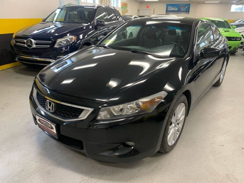2008 Honda Accord for sale at Newton Automotive and Sales in Newton MA