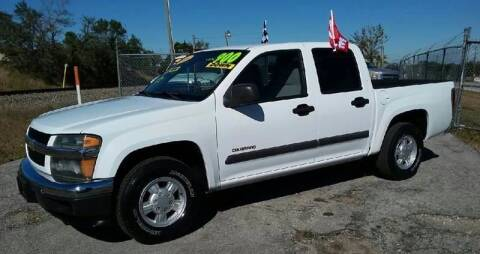 2004 Chevrolet Colorado for sale at GP Auto Connection Group in Haines City FL