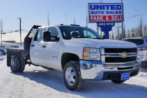 2010 Chevrolet Silverado 3500HD for sale at United Auto Sales in Anchorage AK