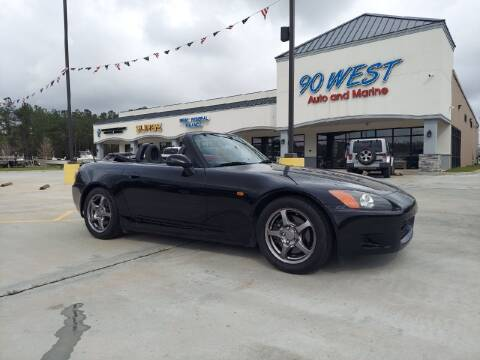 2002 Honda S2000 for sale at 90 West Auto & Marine Inc in Mobile AL