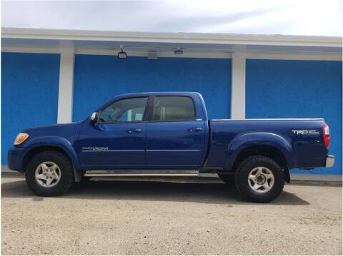 2006 Toyota Tundra for sale at Khodas Cars in Gilroy CA