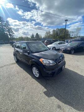 2013 Kia Soul for sale at LKL Motors in Puyallup WA